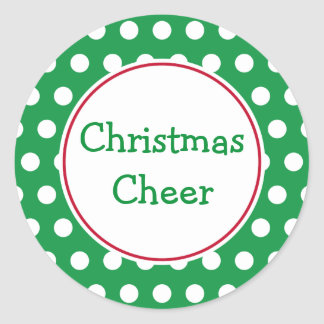 Christmas Cheer Stickers