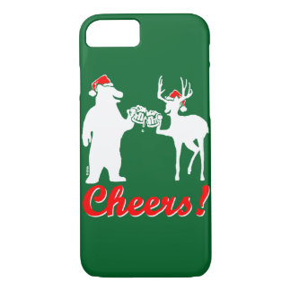 Christmas Cheers ! iPhone 7 Case