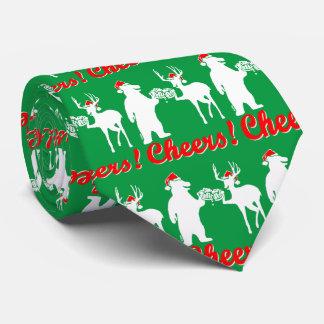 Christmas Cheers ! Neck Tie