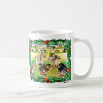 Christmas Chicks Coffee Mug