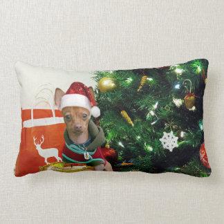 Christmas chihuahua dog pillows