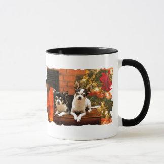 Christmas Chihuahua's Mug