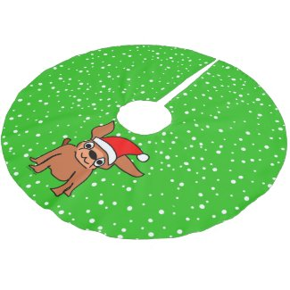 Christmas Chihuahua Santa