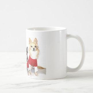 Christmas Chihuahuas Mugs