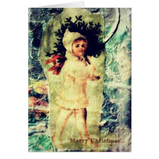 Christmas Child Card
