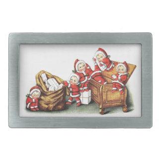 Christmas Children Belt Buckles