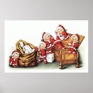 Christmas Children Print