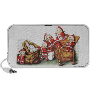 Christmas Children Travel Speakers