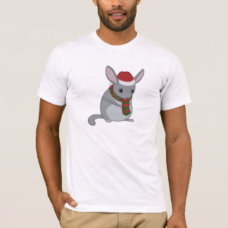 Christmas Chinchilla T-shirt