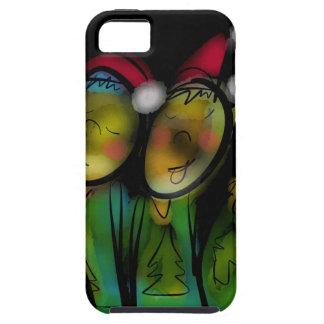 Christmas Choir iPhone SE/5/5s Case