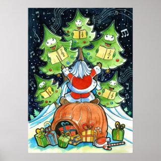 Christmas Choir Poster