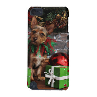 Christmas - Chorkie - Toby iPod Touch (5th Generation) Case