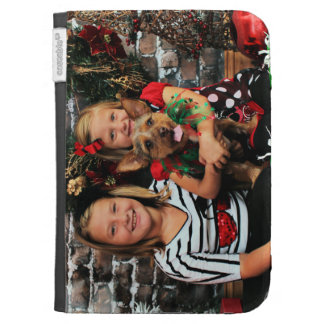 Christmas - Chorkie - Toby Cases For The Kindle