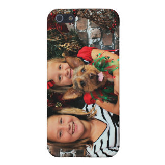 Christmas - Chorkie - Toby iPhone 5 Cover