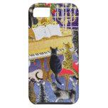 Christmas Chorus iPhone SE/5/5s Case