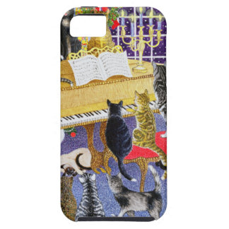 Christmas Chorus iPhone SE/5/5s Case
