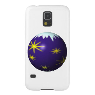 Christmas Christmas Christmas tree ball tree baubl Galaxy S5 Cover