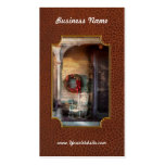 Christmas - Christmas is right around the corner Business Card