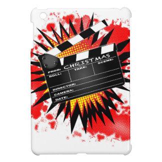 Christmas Clapperboard iPad Mini Covers