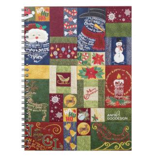 Christmas Classics Notebook