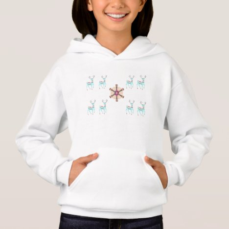 Christmas clothes for kids hoodie