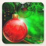 """Christmas Coasters<br><div class=""""desc"""">Great for parties or everyday use during the holidays!</div>"""