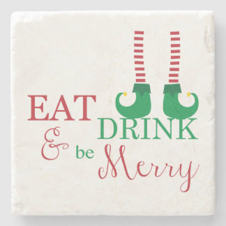 Christmas Coasters- Home Decoration or Gift Stone Coaster