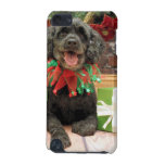 Christmas - Cockapoo - Trumbo iPod Touch 5G Case
