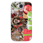 Christmas - Cocker Spaniel - Murphy Galaxy S4 Cover