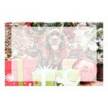 Christmas - Cocker Spaniel - Murphy Stationery
