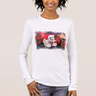 Christmas - Cocker Spaniel - Tobey Long Sleeve T-Shirt
