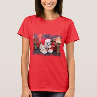 Christmas - Cocker Spaniel - Tobey T-Shirt
