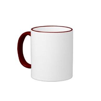christmas coffee cup mug