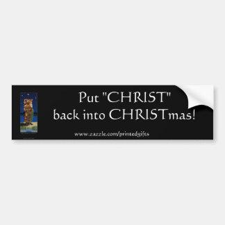CHRISTMAS Collection Bumper Sticker