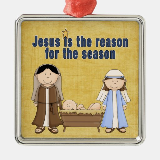 Christmas Collection Nativity Baby Jesus Ornament