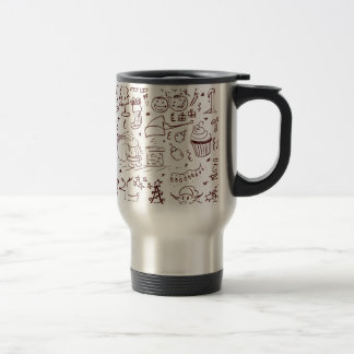 Christmas Collection Travel Mug