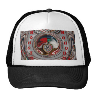 Christmas colors Cute Retro Customize Product Trucker Hat