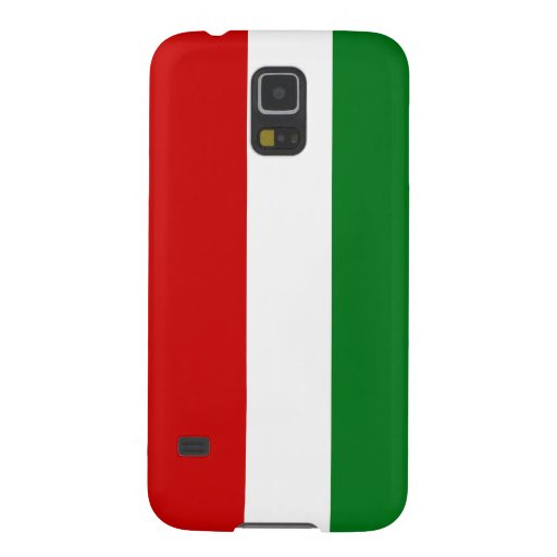 Christmas Colors Stripe Pattern Galaxy S5 Cover