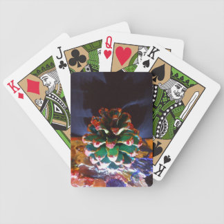 CHRISTMAS CONE Bicycle Playing Cards