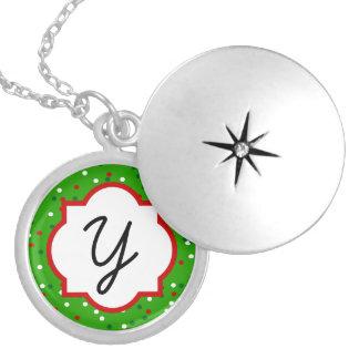Christmas Confetti • Christmas Tree Sprinkles Pendants