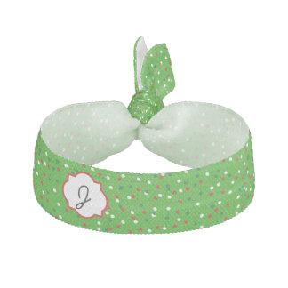 Christmas Confetti • Christmas Tree Sprinkles Hair Ties
