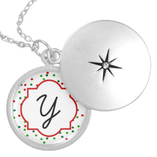 Christmas Confetti •  Royal Icing Sprinkles Necklaces