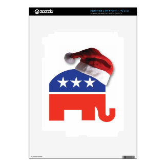 Christmas Conservative Decals For iPad 3
