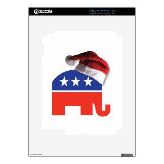 Christmas Conservative iPad 2 Skin