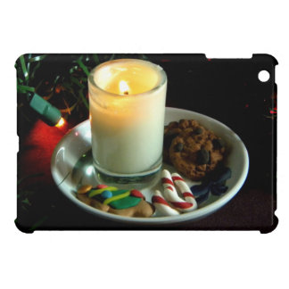 Christmas Cookie Candle IV Case For The iPad Mini