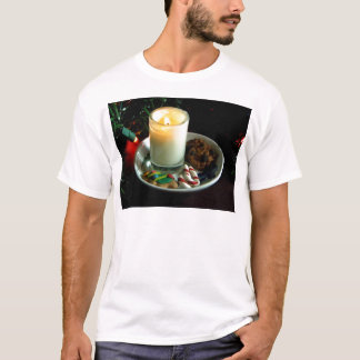 Christmas Cookie Candle IV T-Shirt