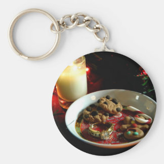 Christmas Cookie Candle Keychain