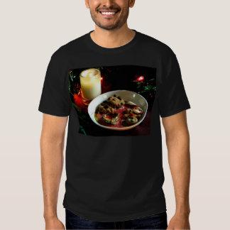 Christmas Cookie Candle Tee Shirt