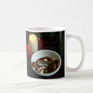 Christmas Cookie Candle V Coffee Mug