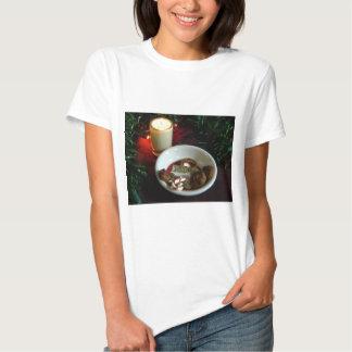 Christmas Cookie Candle V Shirt